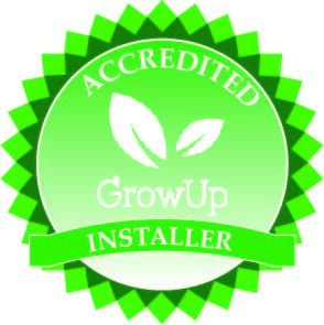 Accredited Installer Badge